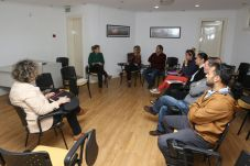Participatory session with local tourism agents