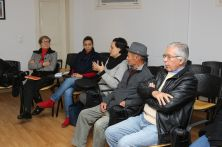 Participatory session with associations, artisans and cultural agents