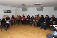 Participatory session with education and sport